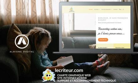 Site internet – Lecriteur.com