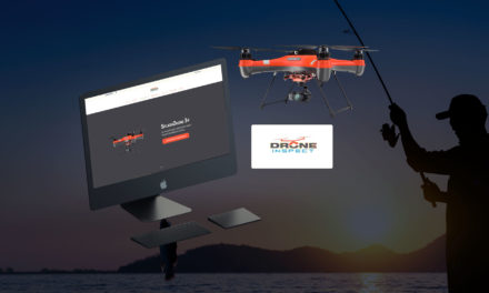 Nouveau client e-commerce Drone Inspect Réunion