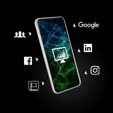 Les réseaux sociaux, le meilleur canal pour nous